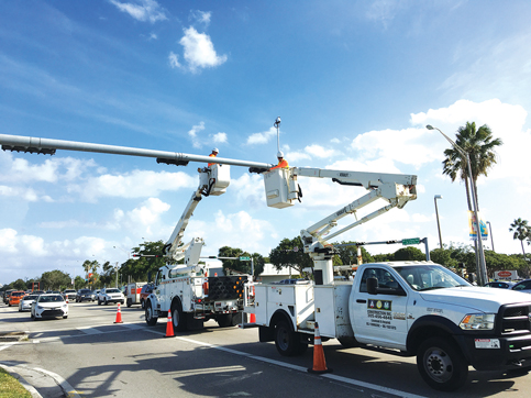 7-year smart traffic signals upgrade clock ticking in Miami-Dade
