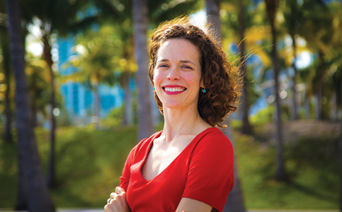 Annie Lord: Leads Miami Homes For All to increase our housing stock