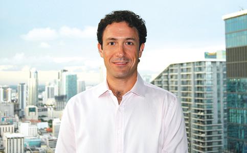 Josh Bank: CBRE managing director calls Miami a top-25 global city