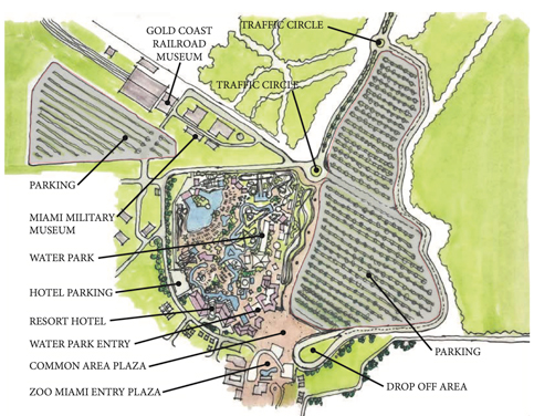 Miami Wilds water park near zoo flows toward county deal