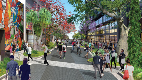 Wynwood streetscape plan gets a thumb's-up