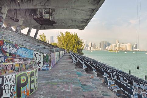 Miami Marine Stadium renovation contract nears