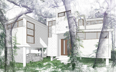 Spring Garden house plan praised for saving 83 trees