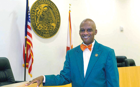 Oliver Gilbert III: Moving from Miami Gardens mayor to county commission