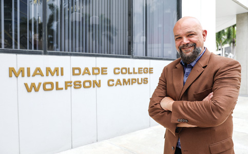 Al Salas: Pizza Hut mogul is serving Miami Dade College Foundation