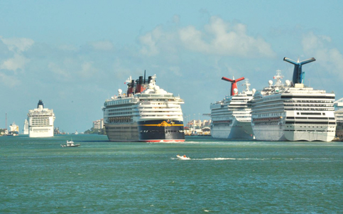Quarter-billion dollar cruise industry bailout floated