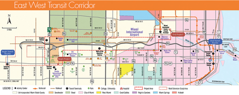 Bus Rapid Transit has inside track in East-West Corridor
