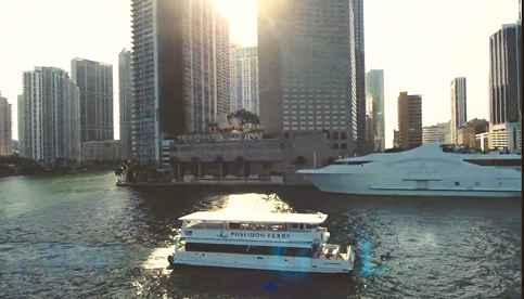 Miami-Miami Beach ferry service 'at one-yard line'