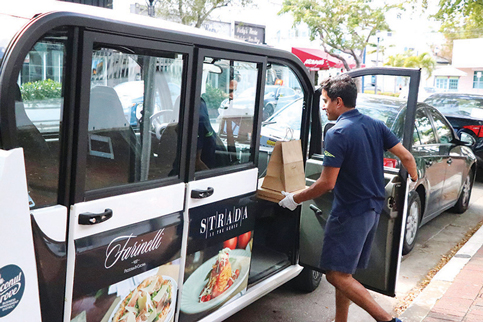 Cash on menu for Miami Beach restaurants that paid delivery services in pandemic