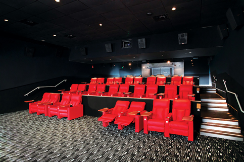 Movie theaters welcome back public with private rentals