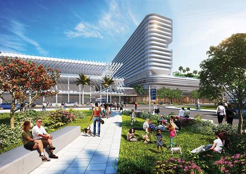 Miami Beach Convention Center hotel plan still alive
