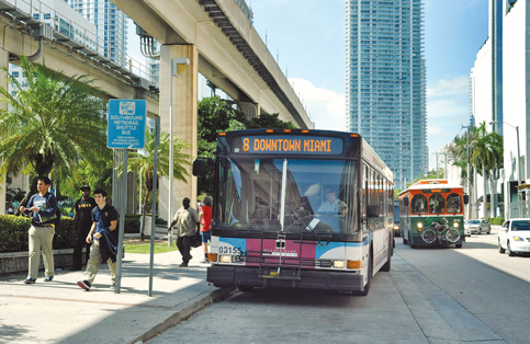 Big set-asides cut into Miami-Dade bus routes revamp