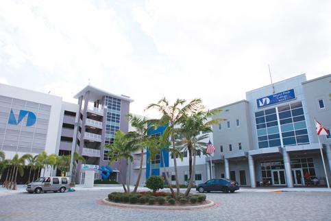 Miami Dade College enrollment falls 12%
