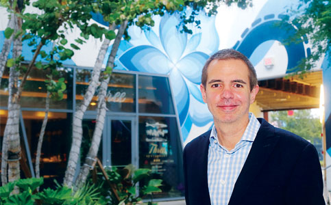 Albert Garcia: Wynwood leader aims to double 5.5 million visitor record