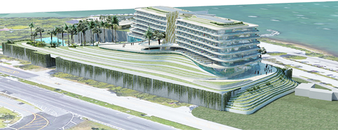 Jungle Island hotel plans check in with new backing