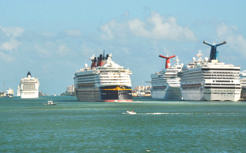 County extends fee waivers for PortMiami cruise ships