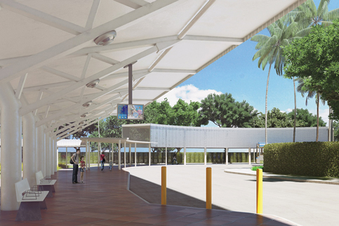 County-developer deal around Dolphin Station nears