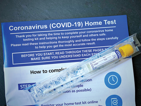 Miami-Dade explores self-testing kits for Covid-19