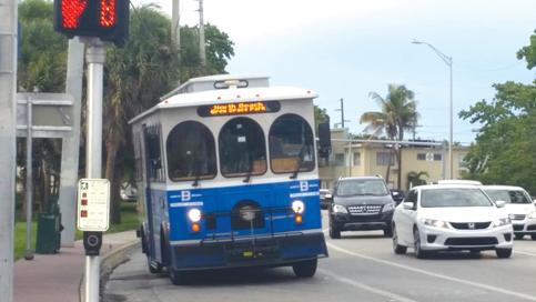 Miami Beach trolleys ready to roll again