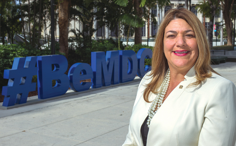 Madeline Pumariega: Returning home becomes president of Miami Dade College