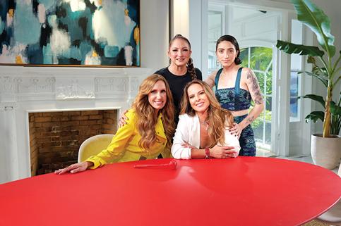 Estefan family get 12 more episodes on Facebook Watch