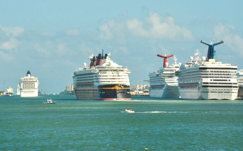 With cruises halted, PortMiami keeps it head above water