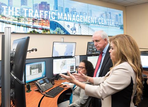 56 new 'smart' signals speeding traffic flow