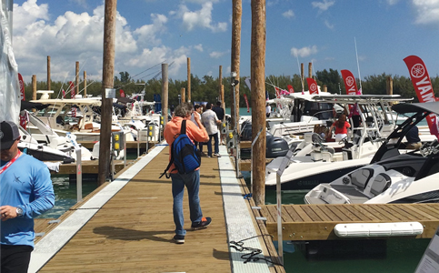 Miami International Boat Show sails off with chunk of city budget