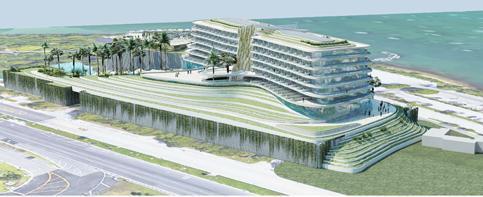 Jungle Island hotel and theme park final votes near