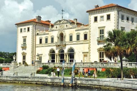 Vizcaya Museum and Gardens works to be more accessible