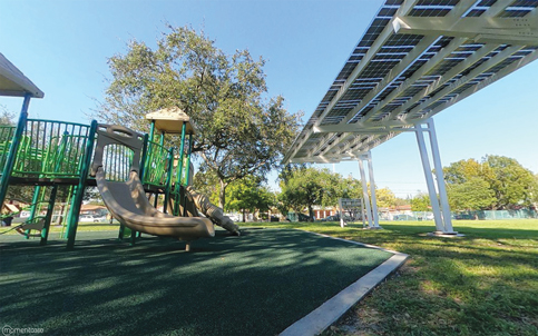 More FPL solar 'trees' in parks producing energy