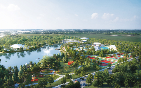 82-acre Doral Central Park begins development