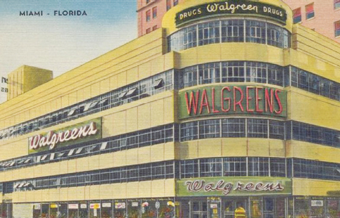 Historic Walgreens site to bustle with restaurants
