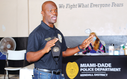 Kionne McGhee: Commissioner seeks recognition of impact of South Dade