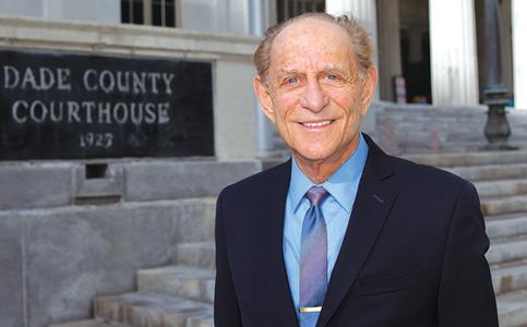 Harvey Ruvin: Clerk keeps county moving ahead with environmental focus