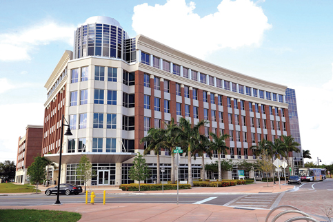 Four national, global firms sign Downtown Doral office leases