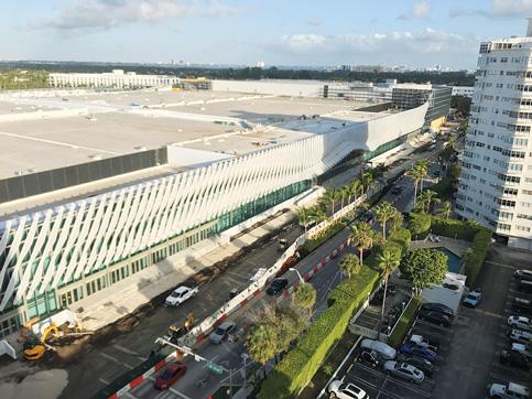 Miami Beach Convention Center lineup grows