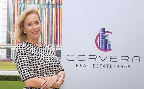 Alicia Cervera Lamadrid: Managing partner oversees $4.5 billion in real estate assets