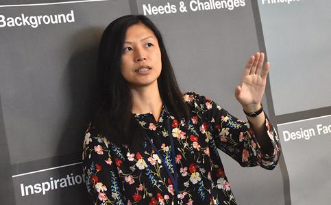 Kelly Jin: Heads Knight Foundation's community, national initiatives