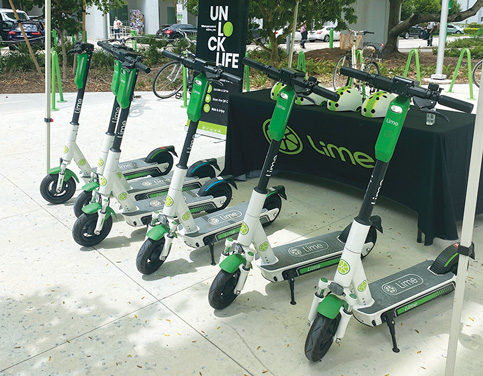 Lime to swap out, upgrade its entire 558-scooter fleet