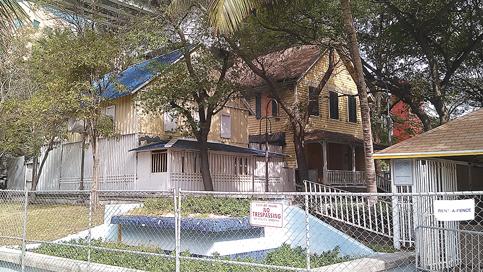 Navigation district funds pivotal to save Henry Flagler worker's home