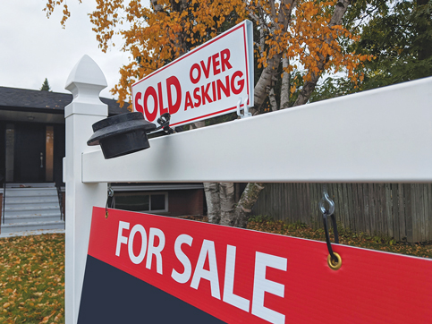 Powerful new rush of buyers sends housing prices soaring