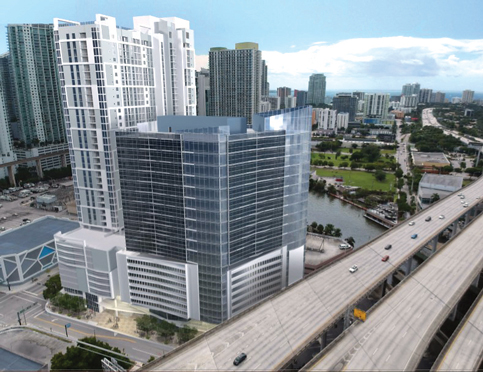 Public-private Miami administration building deal nears