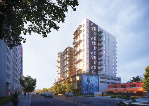 Wynwood project's design returns to win Round Two