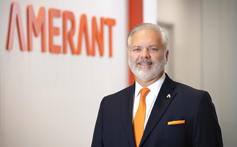 Jerry Plush: Transitions Amerant from a subsidiary to a community bank