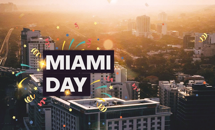 Special events for Miami's 125th birthday