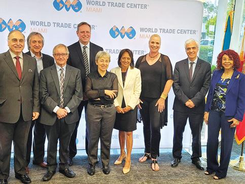 Portugal seeks trade and PortMiami agreement