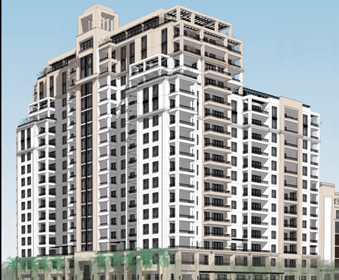 Regency Tower Coral Gables set to start luxury residences