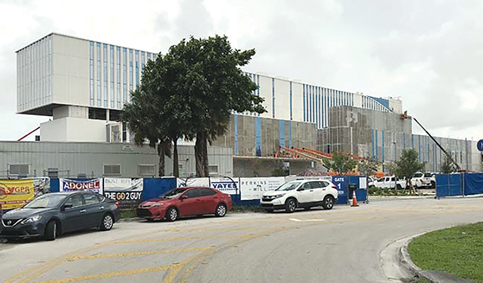 Opening of Jackson West in Doral finally firm
