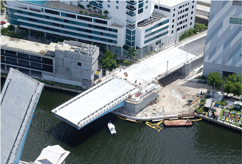 Replacement near for 90-year-old First Street Bridge